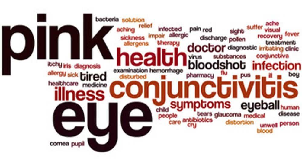 Pink Eye Medek
