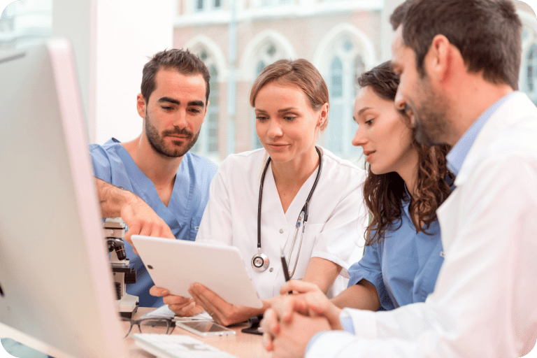 Medek RPM's team ensures everything a practice needs to begin Remote Patient Monitoring is handled smoothly and efficiently, including