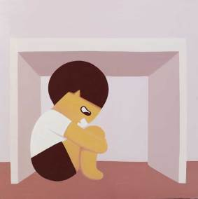 "Jonathan Hadipranata Exhibition ""Hide Under The Table"" April 1 – 11,2021"