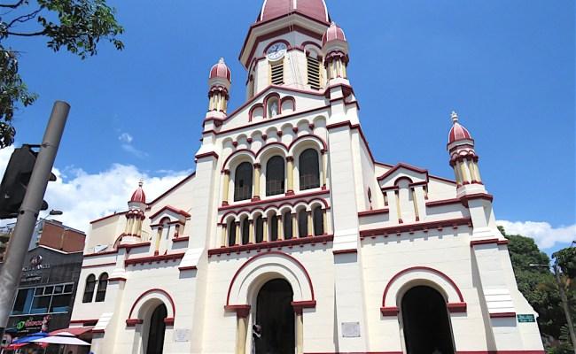 Nuestra Señora De Los Dolores A Beautiful Church In Medellín