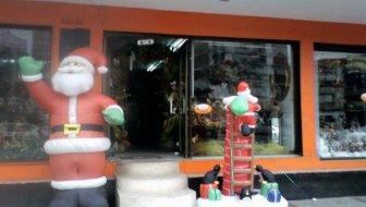 Santa's Been Here