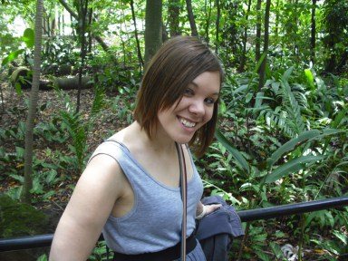 Melody in Jardin Botanico