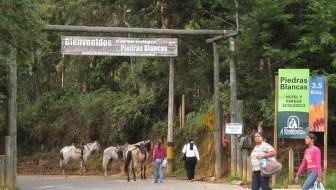 Metrocable to Parque Arvi & Piedras Blancas
