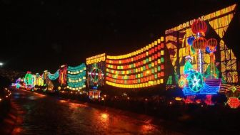 Christmas Lights in Medellin (2011)