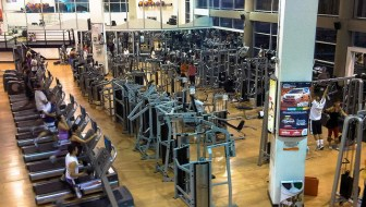 Bodytech Gym at Premium Plaza