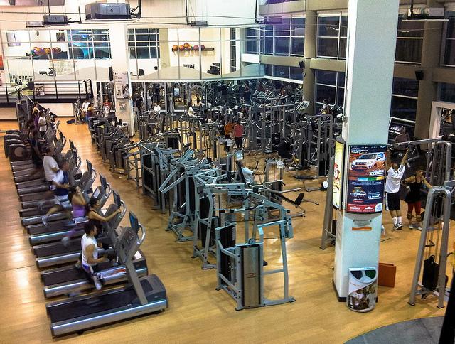 Bodytech gym