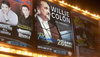 Palmahia Discoteca: Willie Colón in Concert
