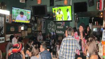 Medellin Living Irish Happy Hour