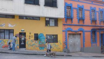 A Bermuda Triangle in Bogota