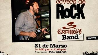3 Cordilleras Covers de Rock