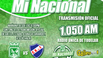 Atletico Nacional vs Club Nacional