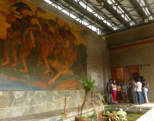 Not too many tourists see the Casa Museo Pedro Nel Gómez, but they should.