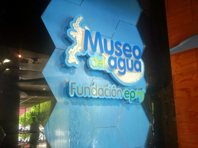 Museo del Agua: understanding the importance of water.