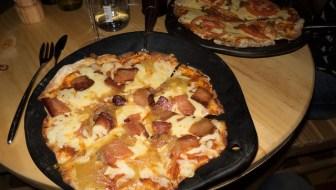 La Serenissima Venezia: Italian-Style Thin Crust Pizzas