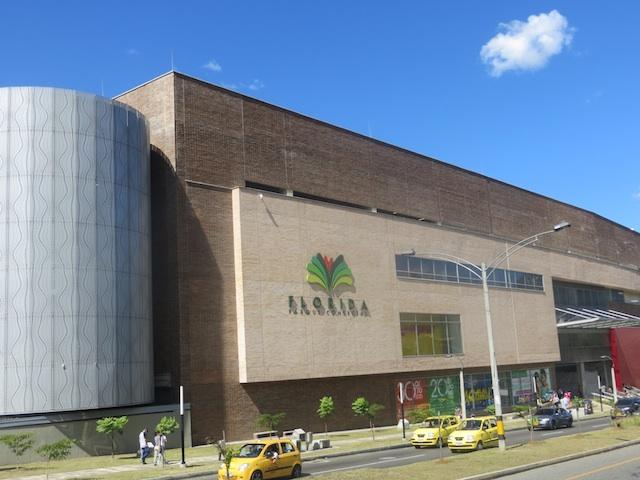 Florida Parque, Medellín's newest mall