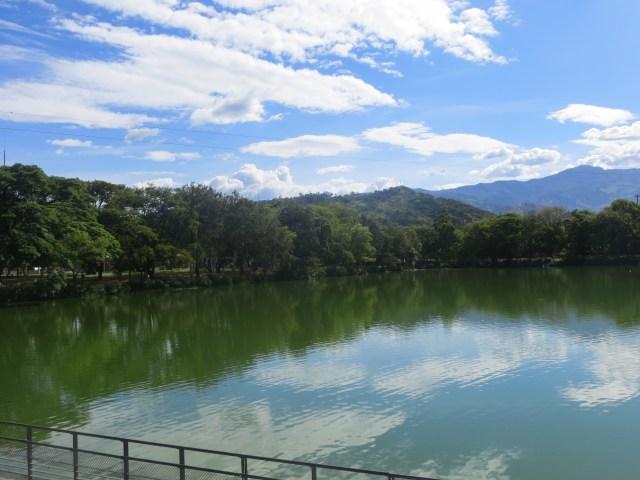 Parque Norte Lake, attractions are located around the lake