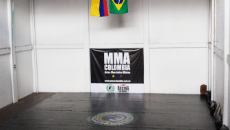 Martial Arts in Medellín at MMA Colombia