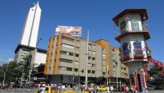 Edificio Coltejer: Medellin's Iconic Skyscraper