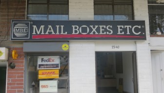 Using Mail Boxes Etc. to Receive Mail and Packages
