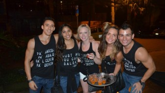 The Poblado Pub Department's Weekly Bar Crawl