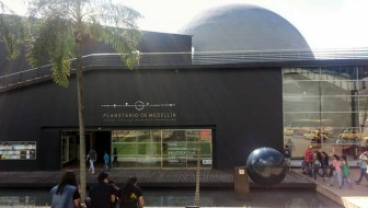 Planetario de Medellín: An Exploration of Space