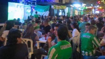 Sudamericana Final 2014: A Celebration at La 70