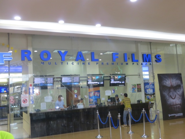 Royal Films in Premium Plaza mall