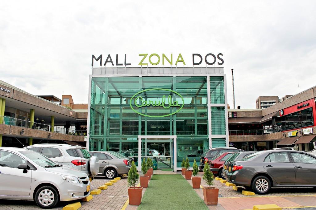 Mall Zona Dos, Medellin, Colombia