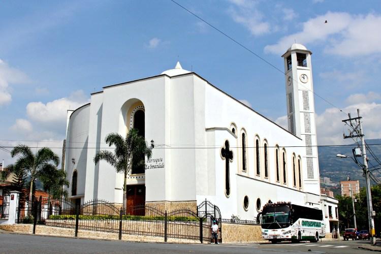 Parroquia La Inmaculada, Medellín