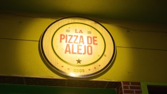 La Pizza de Alejo: Thin Crust Pizzas with Creative Toppings