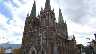 The Gothic-Style Iglesia Nuestra Señora del Perpetuo Socorro