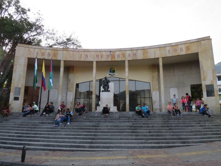National Monument to Marco Fidel Suárez