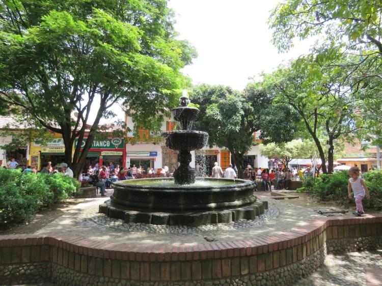 Parque Sabaneta
