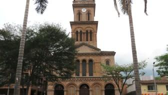 Iglesia San José and Parque El Poblado