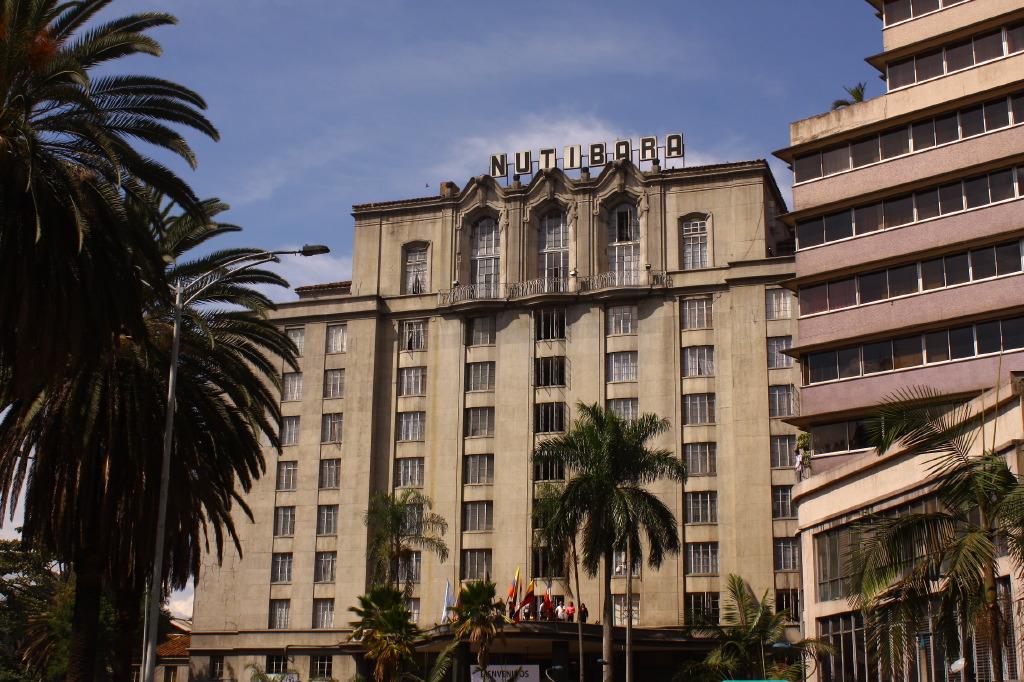 Hotel Nutibara (photo by Luis Perez)