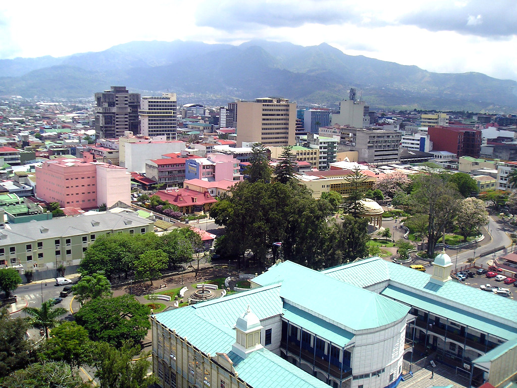 San Jose from the Museum of Jade by Wikipedro