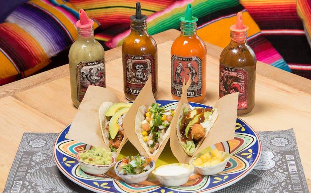 Tacos at Tepito Tacos y Tequilla