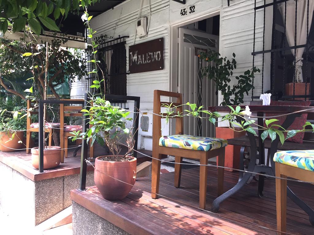 Malevo in Manila
