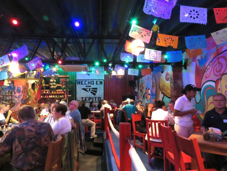Our February Meetup at Tapito Tacos in Envigado