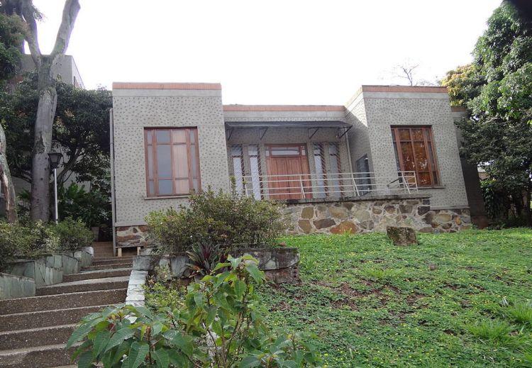 Pedro Nel Gomez House Museum, photo by Kamilodardona