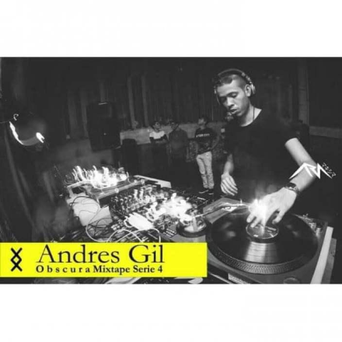 Andres Gil Mixtape Promo Instasize