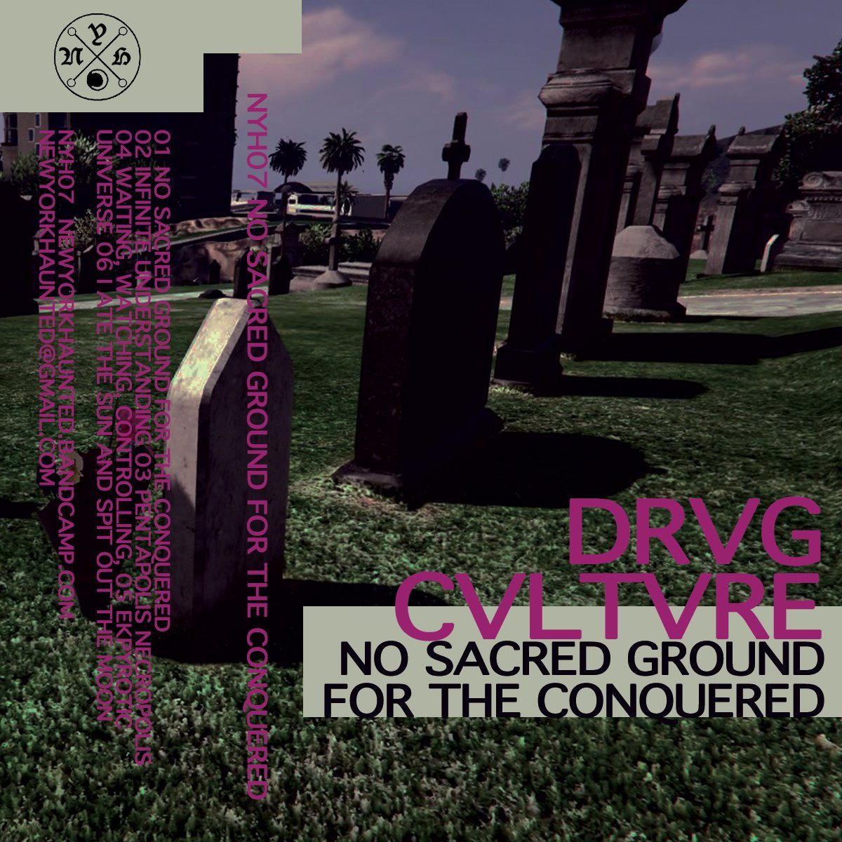 Drvg Culture: No Sacred Ground For The Conquered