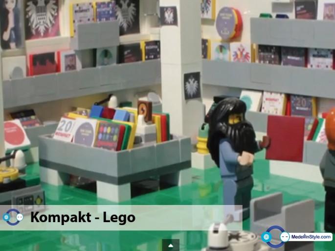 Video: Kompakt y su tienda Lego