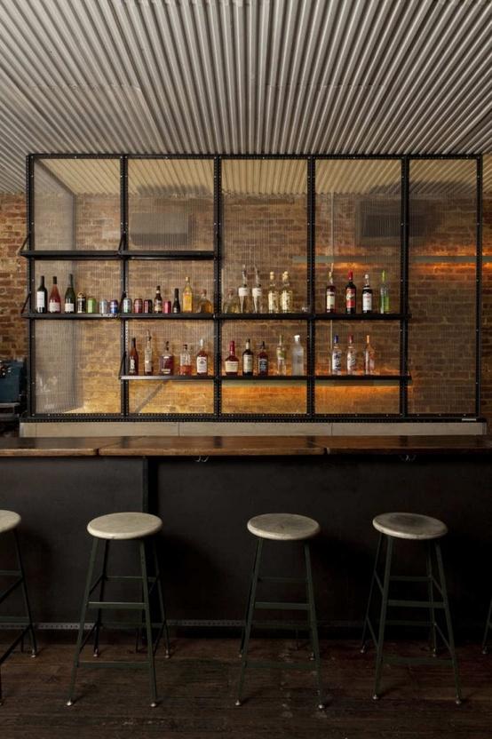 Bar Area  Me Design Magazine