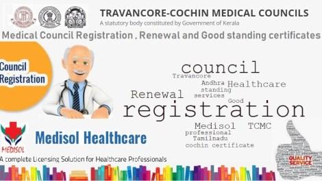 TCMC registration