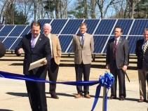 solar at WWTP