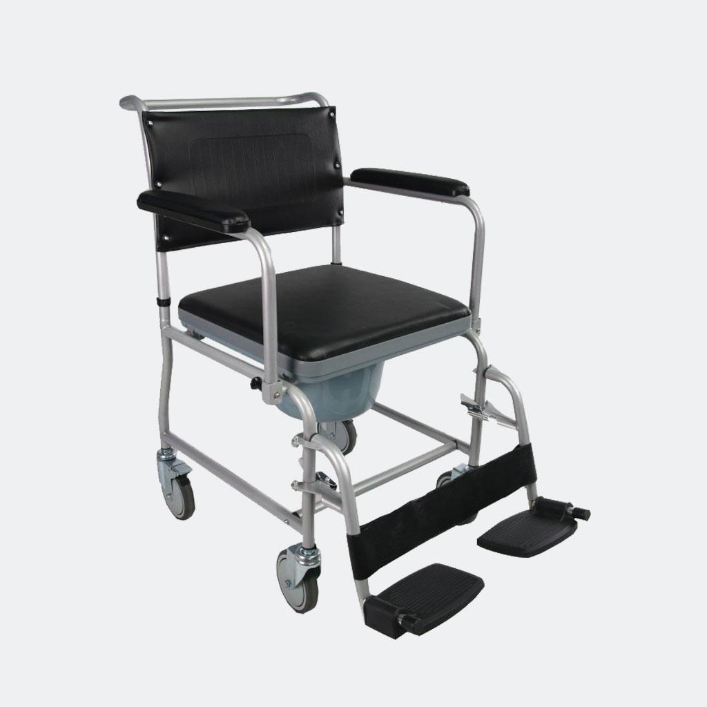 Sedia con ruote sedia girevole con ruote olivia by rexite