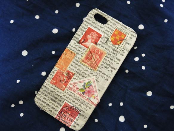 iPhone5ケース(赤) iPhoneケース・カバー 黒船屋 通販|Creema(クリーマ) ハンドメイド・手作り・クラフト作品 ...