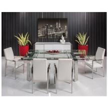 Cecilia White Buffet El Dorado Furniture