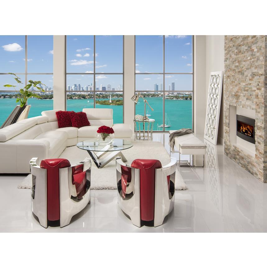 Vanesa Bench El Dorado Furniture